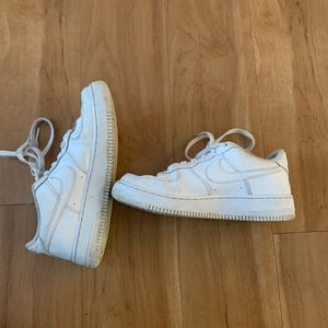 Air Force Ones women's 9